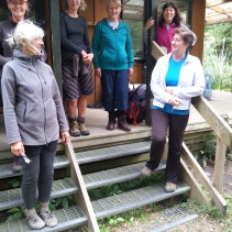 Overnight tramp to Atiwhakatu Hut – Sat/Sun, 16/17 April 2016